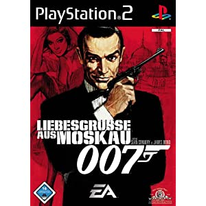 James Bond 007 – Liebesgrüsse aus Moskau