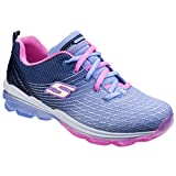 Skechers Girls Skech Air - Deluxe Breathable Athletic Mesh Trainers