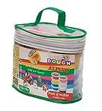 Alpino - Kit de Modelado Magic Dough 8 x 40 gr