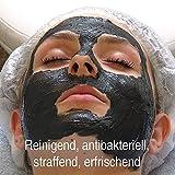 Natürliches Mittel gegen Pickel, Akne, unreine Haut – Behandlungsset: SIVASH-Heilerde-Gesichtsmaske 250g + Heilerde-Naturseife 100g + Mineral Gesichtscreme mit Rügener Heilkreide 50ml. Besonders für fettige, sensible oder Mischhaut geeignet - 8