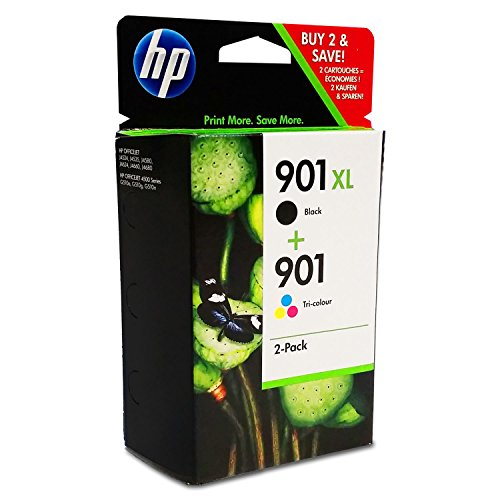 Hp sd519ae  cartuccia d'inchiostro hp 901xl/901