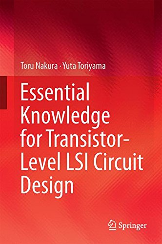 Essential Knowledge for Transistor-Level LSI Circuit Design (Japanische Bausteine)