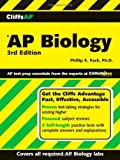CliffsAP Biology, 3rd Edition (CliffsNotes AP) by Phillip E Pack (2007-07-06)