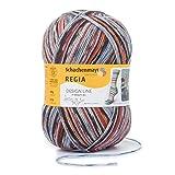 REGIA 4-fädig Design Line by ARNE & CARLOS 9801270-03655 fall night Handstrickgarn, Sockengarn, 100g Knäuel