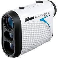 Nikon Coolshot 20–Metro (schwarz, blau, weiß, Lithium, 37x 91x 73mm, IPX4, CR2,-10–50°C)