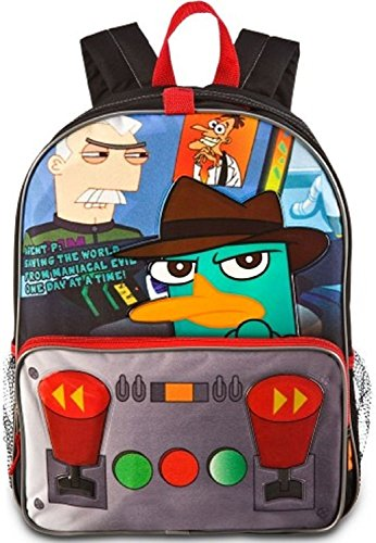 Phineas and Ferb Agent P Large Backpack