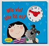 Wie viel Uhr ist es?: Nelson Pappbilderbuch plus