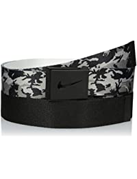 NIKE mens  2 Pack Web Belt in Giftable Tin Belt