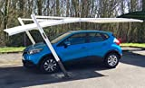 Abri voiture aluminium PROTEC CAR