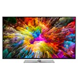 MEDION X16524 163,8 cm (65 Zoll UHD) Fernseher (Smart-TV, 4K Ultra HD, Dolby Vision HDR, Triple Tuner, DVB-T2 HD, Netflix App, PVR, Bluetooth)