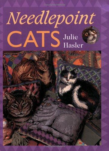Needlepoint Cats