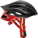 Mavic Cosmic Pro Rennrad Fahrrad Helm schwarz/rot 2017: Größe: M (54-59cm)