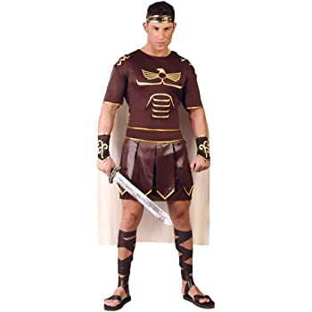 Fiestas Guirca Costume Romain Adulte Gladiateur  Amazon.fr  Sports ... 65103c3b2a7