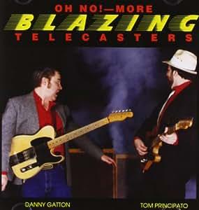 Oh No! More Blazing Telecasters
