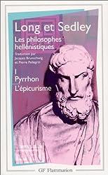 Les philosophes hellénistiques