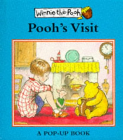 Pooh's visit : a pop-up book