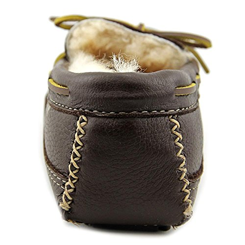 Sheepskin Braun Braun Chocolate Minnetonka Herren Sheepskin Slipper Herren Minnetonka Slipper BxCTqX