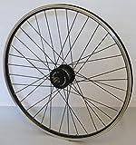 26 Zoll Fahrrad Laufrad Vorderrad Hohlkammerfelge...