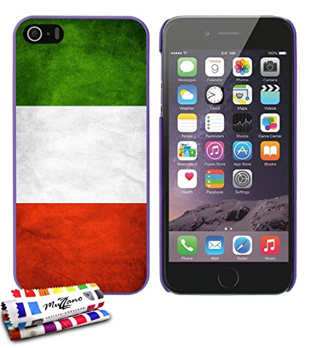 carcasa-rigida-ultra-slim-apple-iphone-5s-iphone-se-de-exclusivo-motivo-bandera-italia-violeta-de-mu