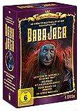 Die schönsten Märchenfilme mit der Hexe Baba Jaga [4 DVDs]