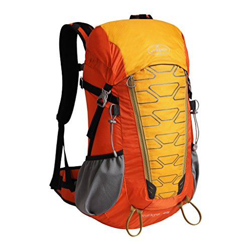 Xuan - Worth Having Sacs à Dos de Trekking en Plein air Sacs à Dos en Plein air Sacs d'alpinisme Sports Voyage Épaule Hommes Femmes Étanche Grande capacité Sacs de Voyage Trekking Rucksack 28L Tis