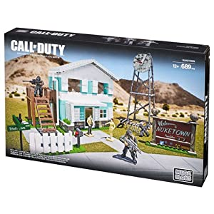 Mattel Mega Bloks CYR73 Call Of Duty – Nuketown