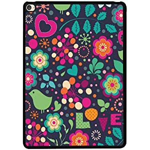 Casotec Birds Love Design 2D Printed Hard Back Case Cover for Apple iPad Air 2