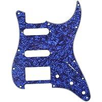 Musiclily HSS 11 agujeros de la guitarra eléctrica del comienzo Pickguard para la defensa de Estados