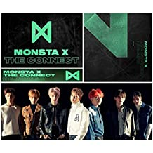 The Connect [IV ver.] Monsta X DEJAVU Album CD + Official Poster +