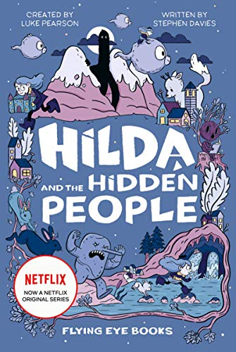 Hilda and the Hidden People (Hilda Fiction) por Stephen Davies