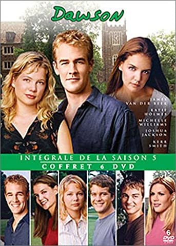 Dawson : L'Intégrale Saison 5 - Coffret Digipack 6 DVD
