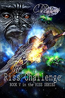 The Riss Challenge: Book V in the Riss Series by [Daems, C. R.]