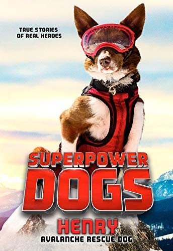 Superpower Dogs: Henry, Avalanche Rescue Dog (English Edition)