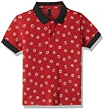 United Colors of Benetton Baby Boys' Polo (16A3089C017CIK461Y_Red)