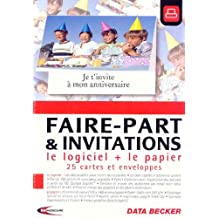 Faire-part et Invitations (120 000 Invitations + Papier)