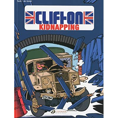 Clifton - tome 6 Kidnapping (06)