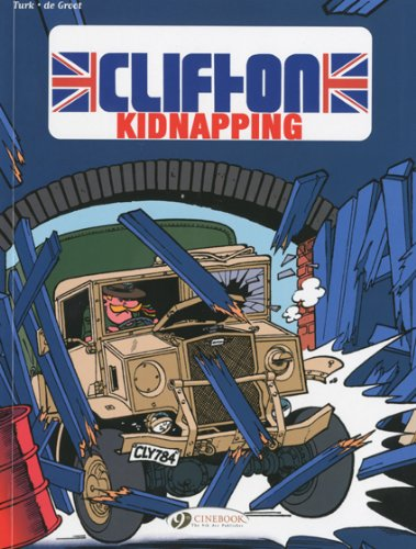 Clifton - tome 6 Kidnapping (06) par Turk