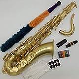 Marke neue Musik FANCIER Club Tenor Saxophone Referenz Antik Kupfer Simulation Saxophon Professional Bronze Mundstück Patches Pads Reed Bend Hals