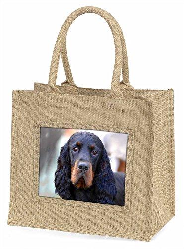 gordon-setter-dog-large-natural-jute-shopping-bag-christmas-gift-idea