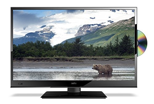 Cello 16Inch Hd Ready Led Tv Dvd Usb Pvr Pc Input