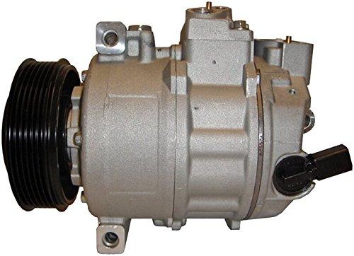 Preisvergleich Produktbild BEHR HELLA SERVICE 8FK 351 322-741 Kompressor, Klimaanlage