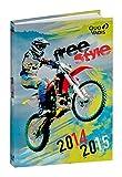 Quo Vadis - Free Style - Eurotextagenda - Agenda Scolaire Journalier 12x17 cm - Année 2014-2015