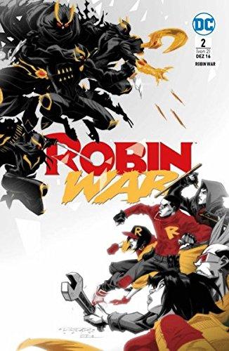 Robin War: Bd. 2