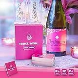 Spielehelden Trinke, wenn.. Pinke Edition - Trinkspiel für deinen Mädelsabend - Tolles Partyspiel und lustige Frauen - Das Must-Have Party Zubehör für tolle Gespräche als Wichtelgeschenke - 5