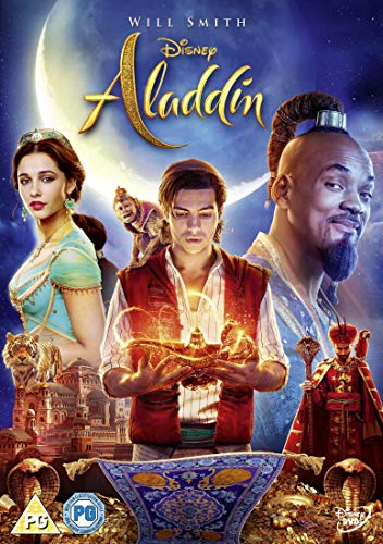 Aladdin Live Action 2019 [DVD]