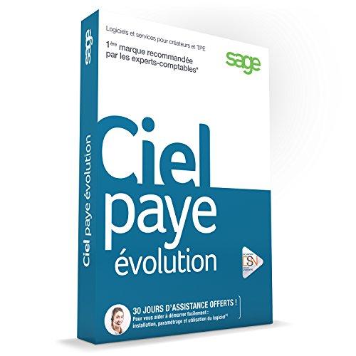 Ciel Paye Evolution 2016