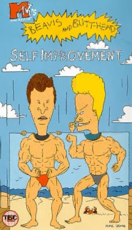 beavis-butthead-self-improvement-uk-import-vhs
