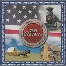Songs of Rural America: 25 Cla
