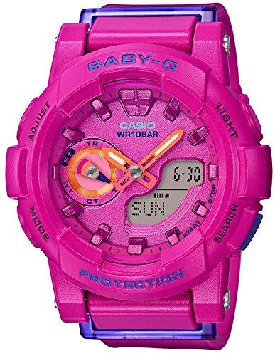 Casio Damas Watch BABY-G For Running Reloj BGA-185FS-4A
