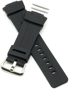 PerFit® Casio de remplacement montre Band + tiges à ressort  WYNUt